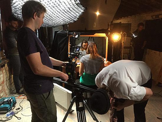 brighton film studio location