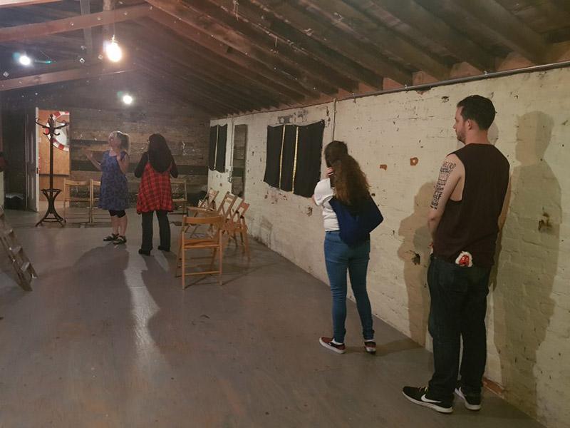 brighton fringe rehearsal space