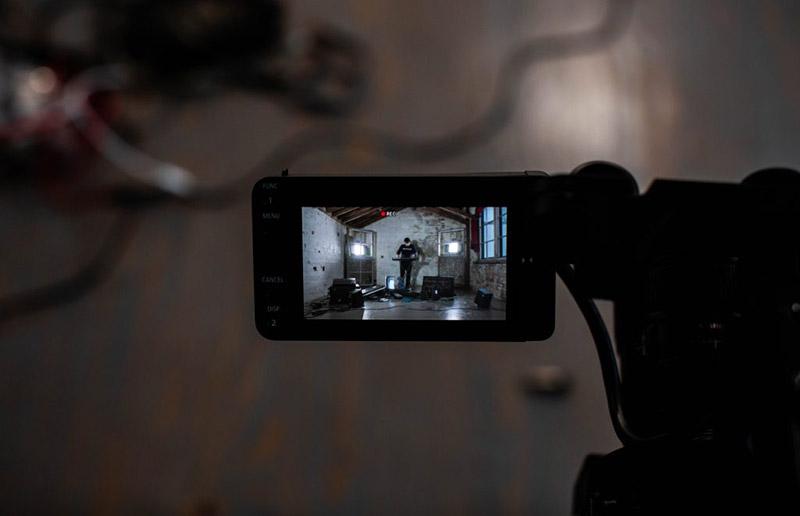 focusrite novation videography work