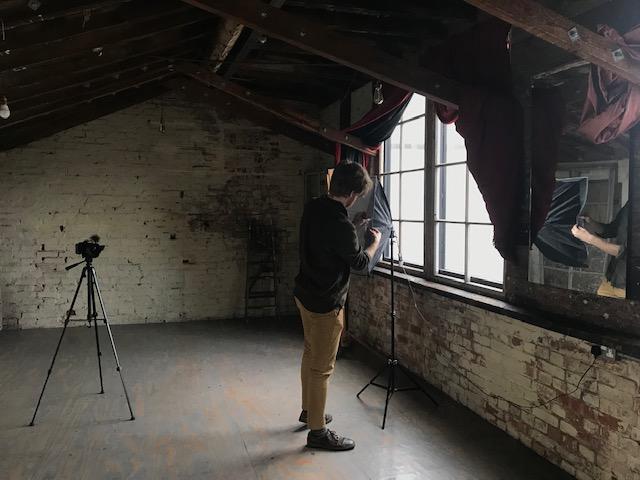 promo video shoot studio