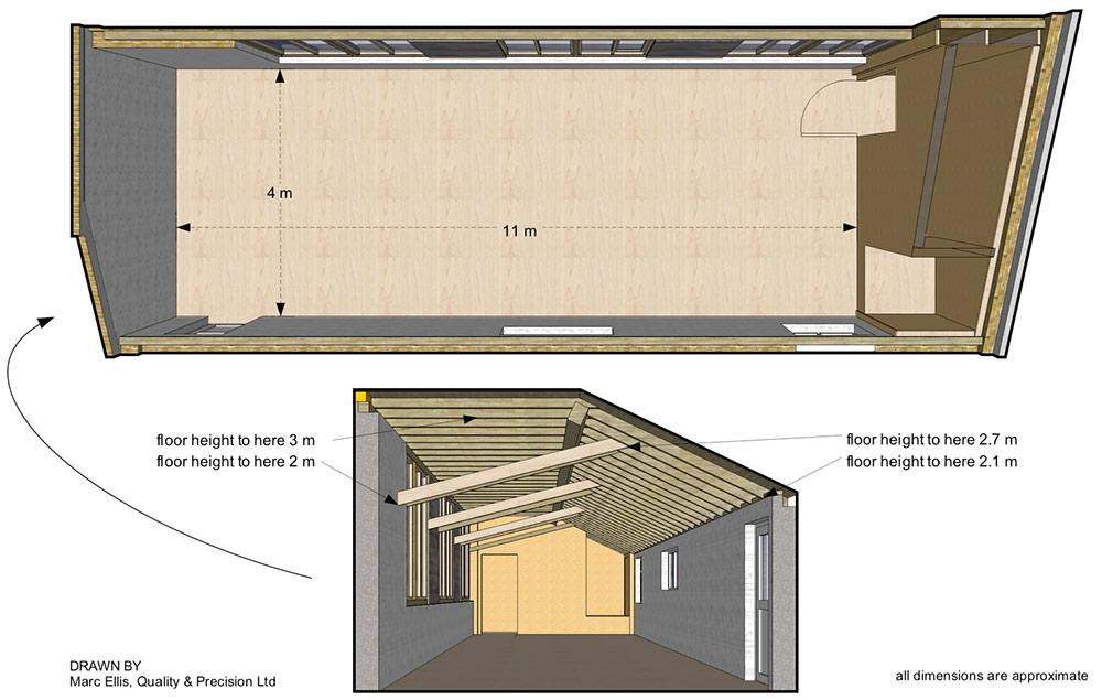 the hay loft studio brighton