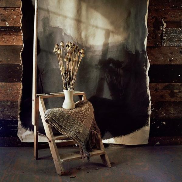 weaver artist imogen di sapia
